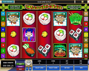 Wasabi-San Slot Machine - Play the Online Slot for Free